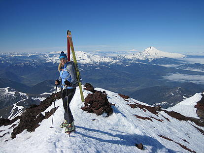 Grandiose Vulkanskitouren in Chile