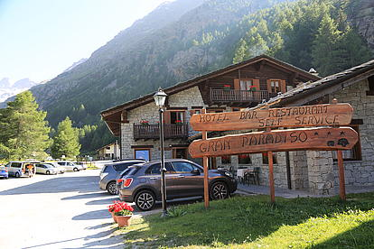 Gasthaus in Pont