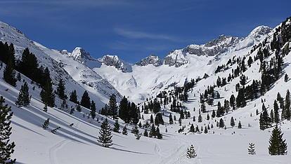 Skitouren rund um das Krimmler Tauernhaus