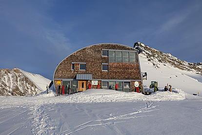 Stüdlhütte am Großglockner