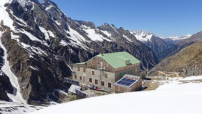 Greizerhütte im Zillertal
