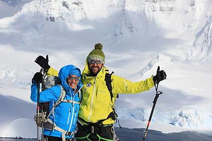 Besser geht es nicht Skitourenreise deines Lebens