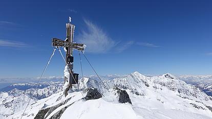 Gipfelkreuz Möseler