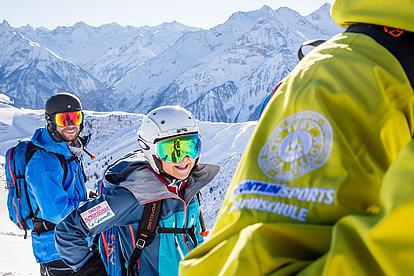 Alpinschule Mountain Sports Freeriden