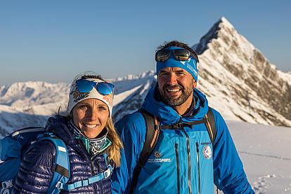 Kathrin und Bernhard Neumann Mountain Sports